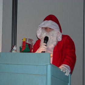 Der Nikolaus ließ sich ebenfalls in Maar sehen.