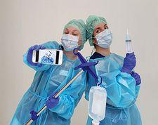 Ausbildung zum Gesundheits- und Krankenpflegehelfer