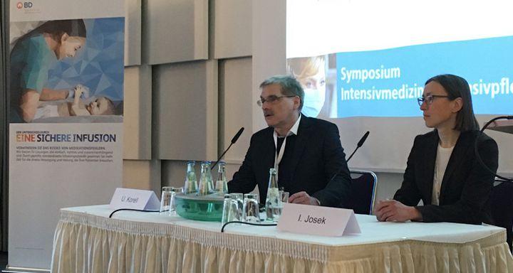 Dr. Ines Josek und Dr. Ulrich Korell