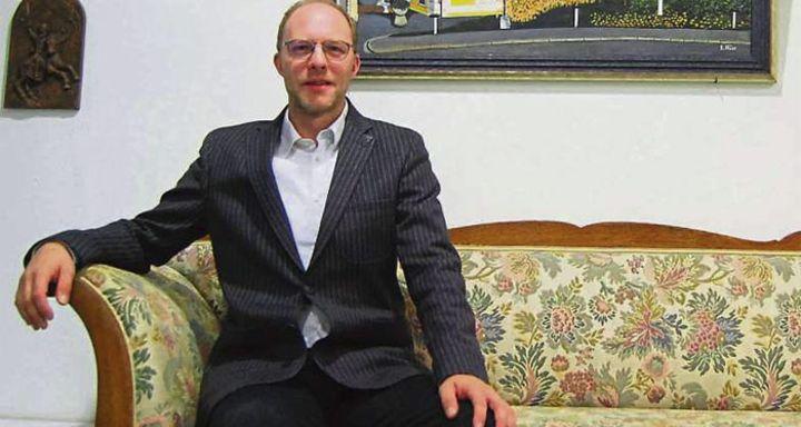 Dr. med. Friedrich Jungblut leitet die psychiatrische Abteilung des Eichhof-Krankenhauses. Foto: Hack
