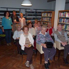 Vorlesestunde in der Stadtbücherei Lauterbach