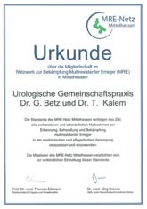 MRE-Netz - Dr. Betz / Dr. Kalem