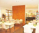 Cafeteria und Kiosk
