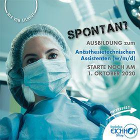 Ausbildung zum Anästhesietechnischen Assistenten (w/m/d)