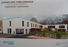 Der Architektenplan zum Projekt soll bis zum Herbst dieses Jahres umgesetzt werden.