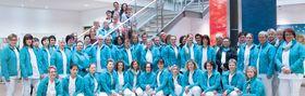 Das Team der Sozialstation Eichhof ist stolz auf die Beurteilung durch den MDK und sieht es als Bestätigung hervorragender Arbeit an.