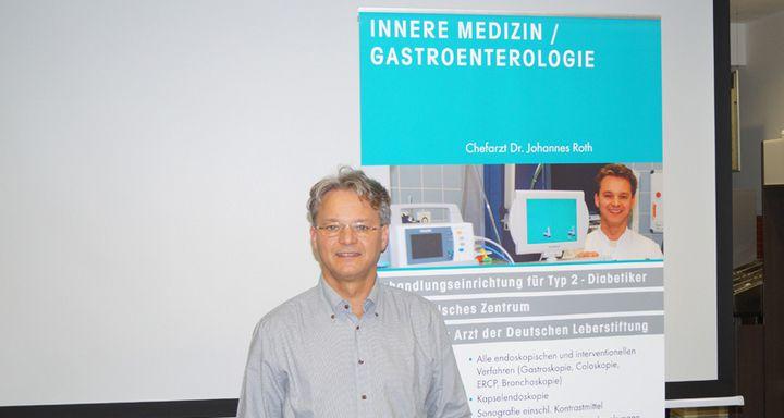 Neue Therapiemöglichkeiten bei Diabetes - Dr. Roth