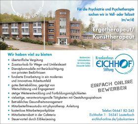 Ergotherapeut / Kunsttherapeut (m/w/d)
