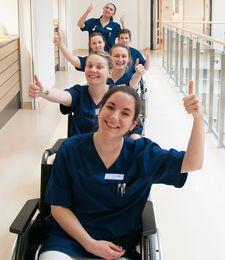 Ausbildung zum Gesundheits- und Krankenpfleger