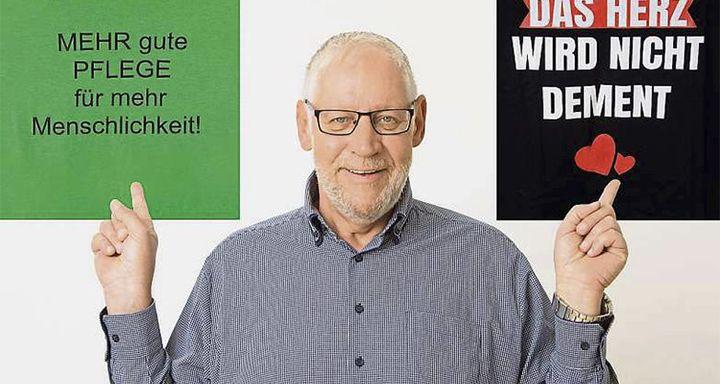 """""""Über Demenz zu sprechen, liegt mir wirklich sehr am Herzen"""", betont Demenzberater Ingo Schwalm. Foto: privat"""