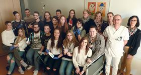 Gut vorbereitet gehen die Examensschüler der Krankenpflegeschule des Vogelsbergkreises an ihre Aufgabe heran