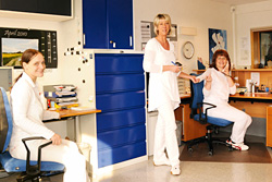 Gynäkologische Praxis Frau Dr. Barbara Peters
