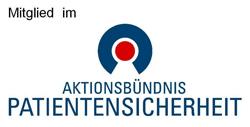 Mitglied im Aktionsbündnis Patientensicherheit