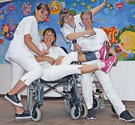 Ausbildung Altenpfleger / Altenpflegehelfer