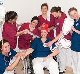 Ausbildung Gesundheits- und Krankenpfleger