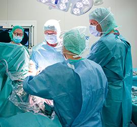Unfall- / Orthopädische Chirurgie