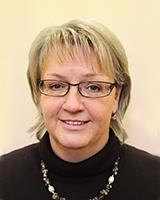 Verwaltungsangestellte Heidi Becker