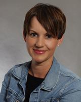 Melanie Faust - Sekretärin Verwaltungsdirektion