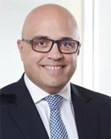 Augenarzt Dr. Bilal Ibrahim