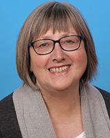 Ingeborg Schaub-Eiffert - Bereichsl. Psychiatrie