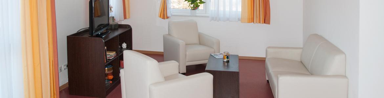 Vogelsberger Lebensräume - Sitzgruppe