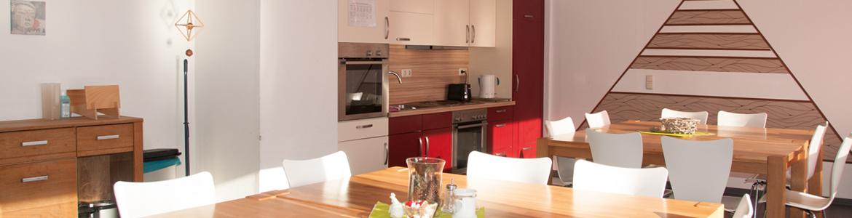 Vogelsberger Lebensräume - Küche